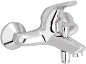 Ideal Standard CeraPlan - Mitigeur en applique bain / douche chromé