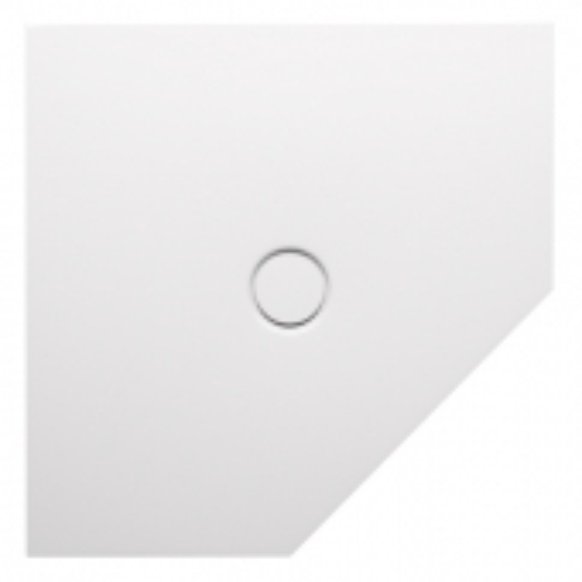 Bette BetteFloor Caro - Douche zone plancher blanc - 90 x 90